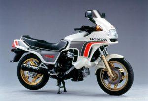 Honda CX 500 turbo - dieci moto più brutte della storia