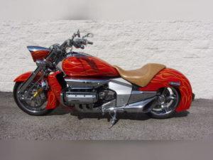 Honda Rune - dieci moto più brutte della storia